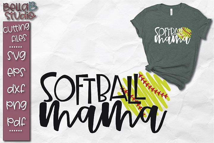 Baseball SVG, Softball SVG, Softball Mama SVG, Momma, Mom
