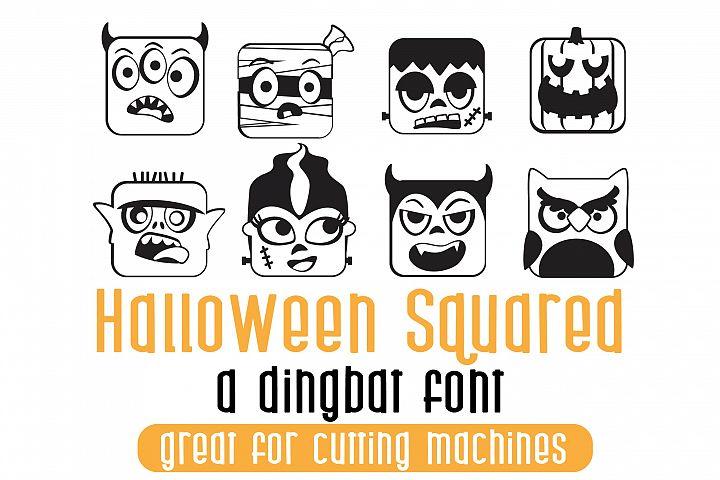 DB Halloween Squared