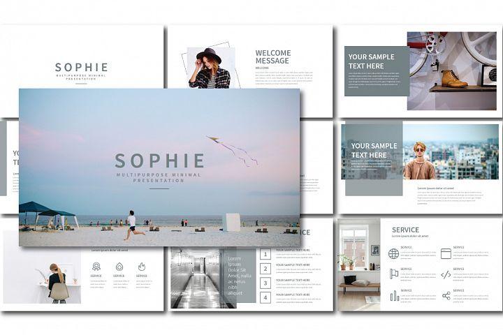 Sophie Keynote Presentation