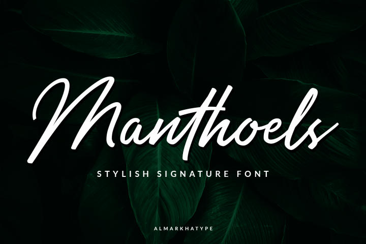 Manthoels - Stylish Signature