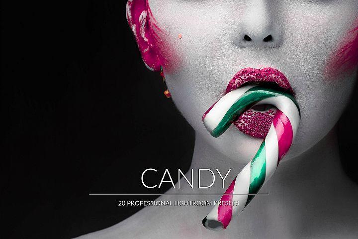 Candy Lr Presets