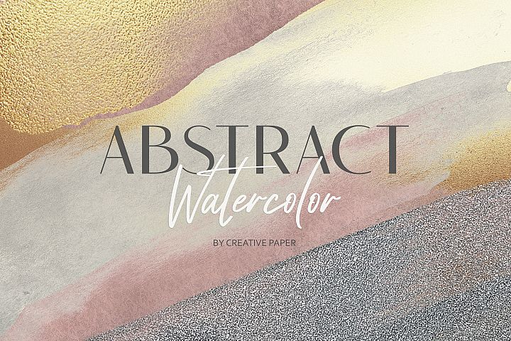 Watercolor Brushes JPG-PNG Backgrounds