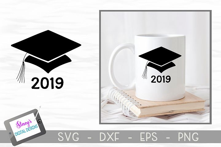 Graduation SVG - Class of 2019 SVG file