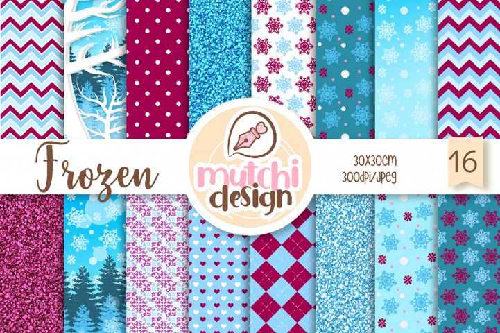 Frozen Digital Papers