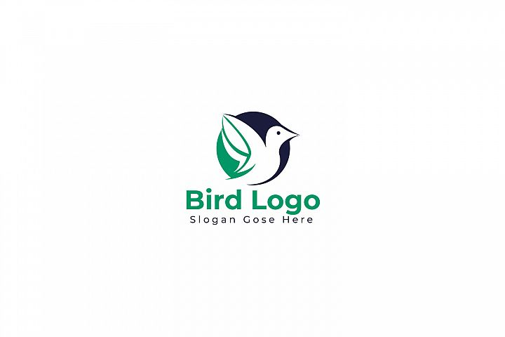 Bird Logo Design.