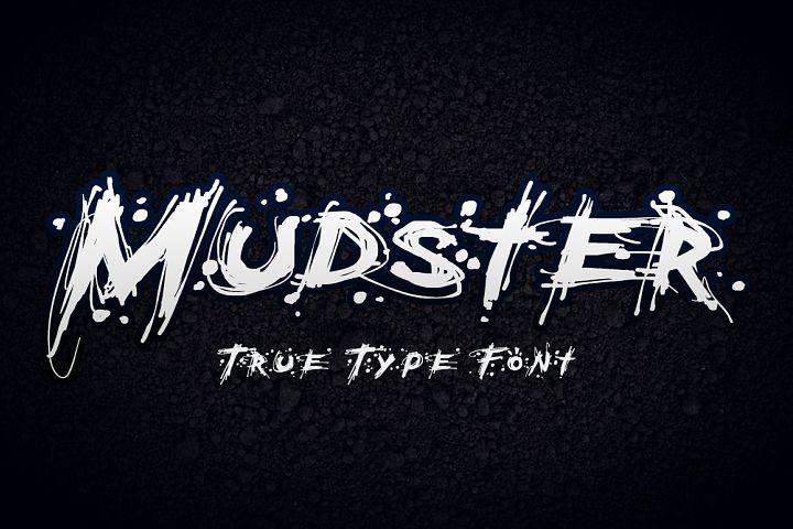 Mudster Font