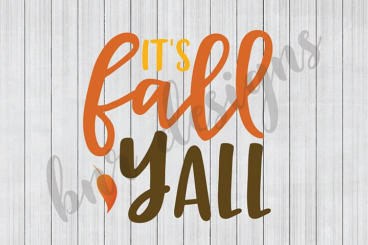 Fall SVG, Autumn SVG, SVG Files, DXF File