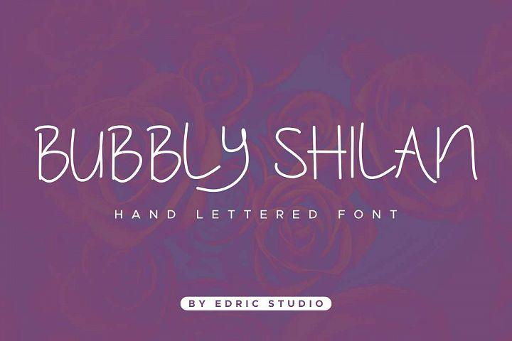 Bubbly Shilan