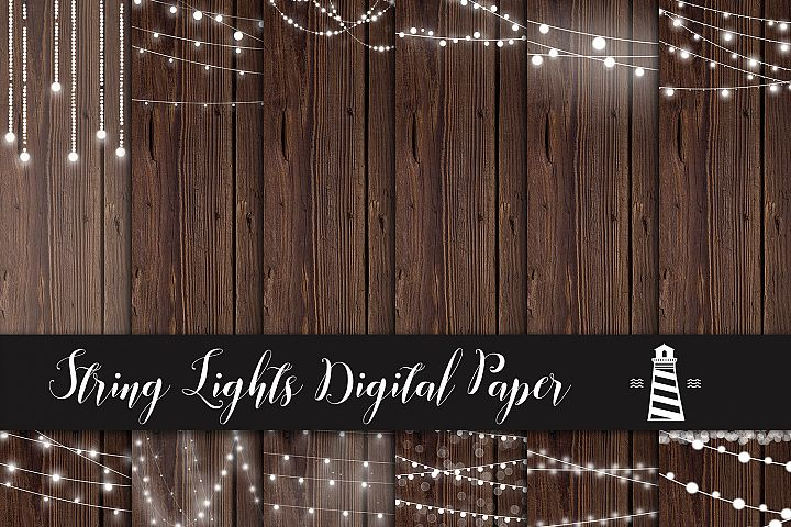 Fairy Lights Backgrounds