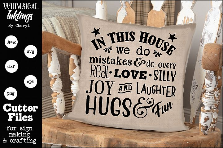 In This House 2 SVG