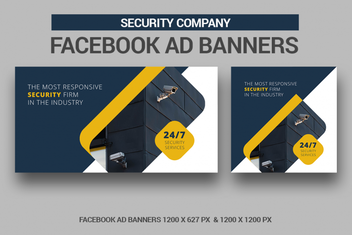 Security Company - Facebook Ads