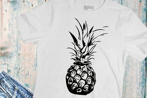 Pineapple svg, svg, grunge svg, Family, SVG, 105SV