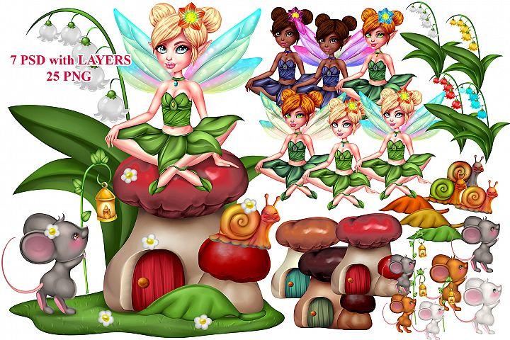Fairy World 01
