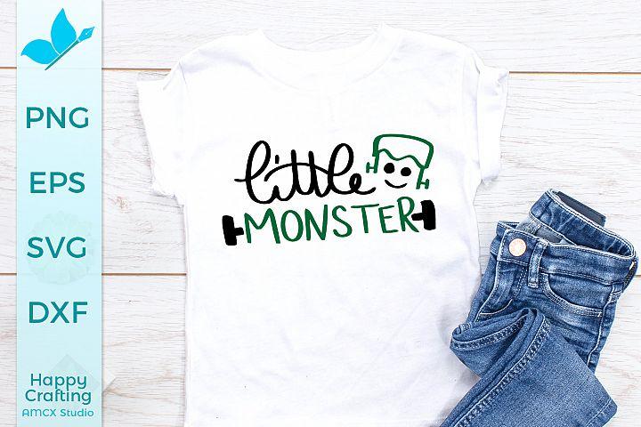 Little Monster - A Cute Halloween Craft File