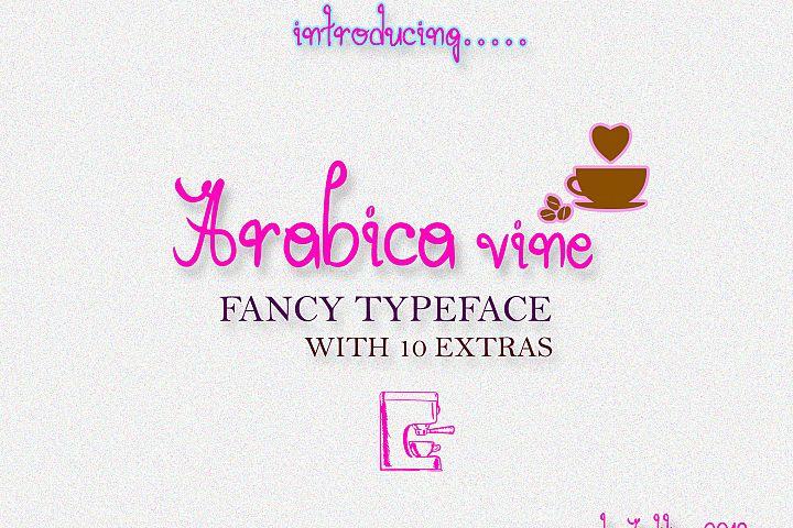 Arabica Vine