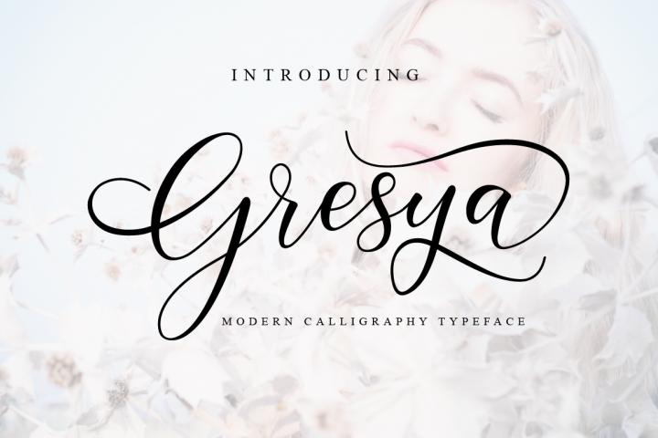 Gresya Script