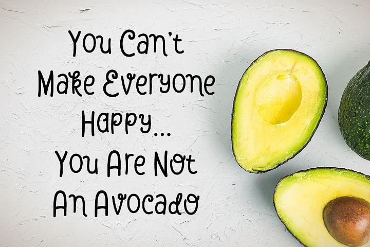 Avocados example image 3