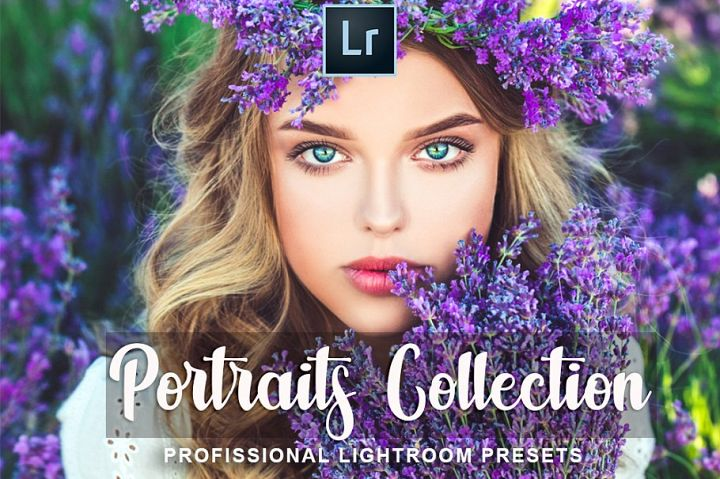 Portrait lightroom presets