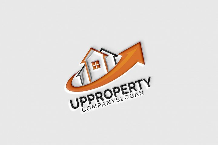 Up Property Logo