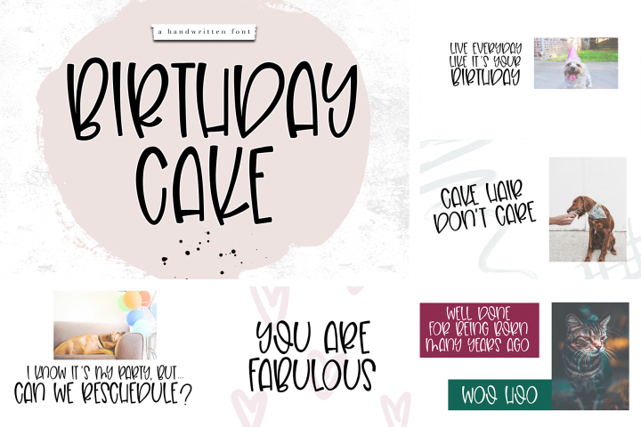 The Crafty Bundle - 14 Fun & Quirky Fonts example image 2