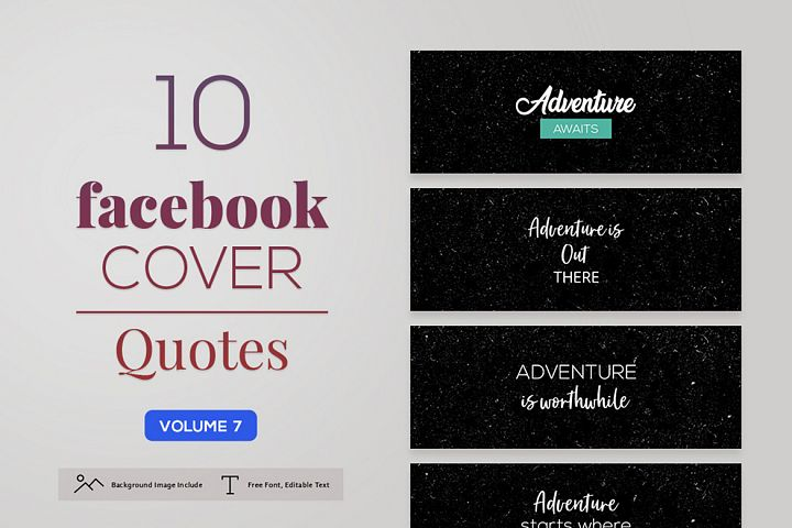 Facebook Cover Quotes Vol. 7