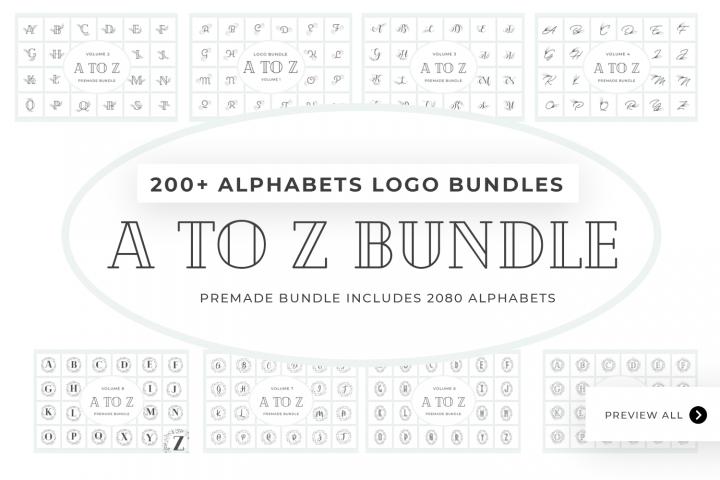 A to Z Complete Bundle Vol.1-8