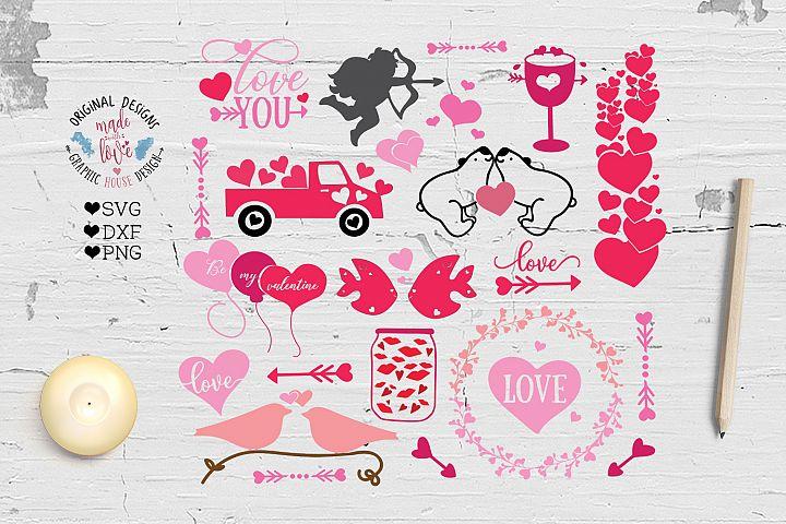 Valentine Graphics - Love Graphics