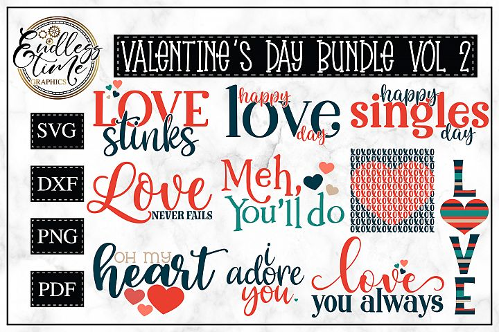 Valentines Day Bundle Volume 2