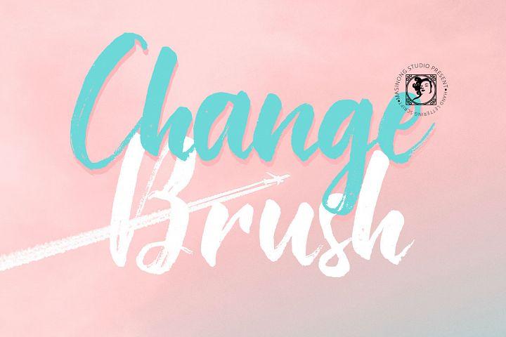 Change Brush