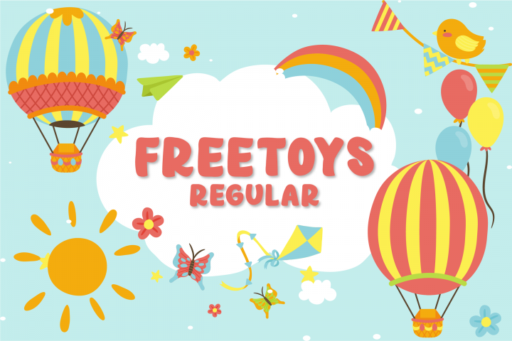 FREETOY REGULAR