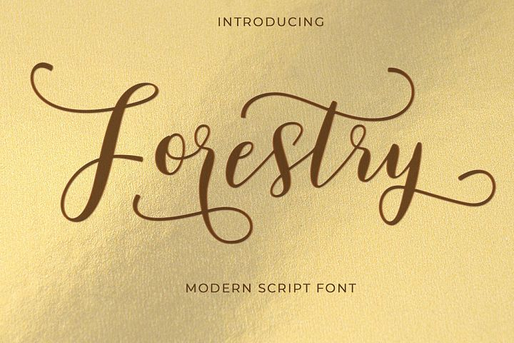 Forestry Script