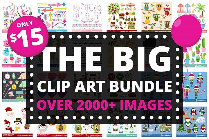 The Big Clipart Bundle