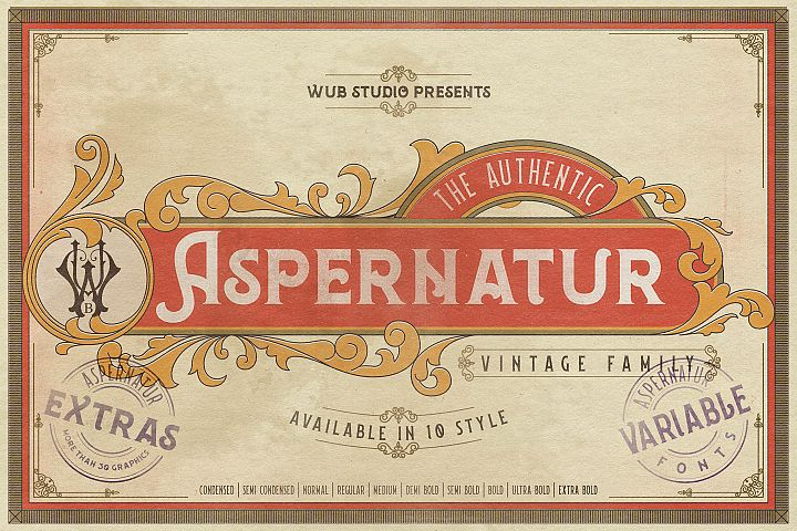 Aspernatur Vintage Family