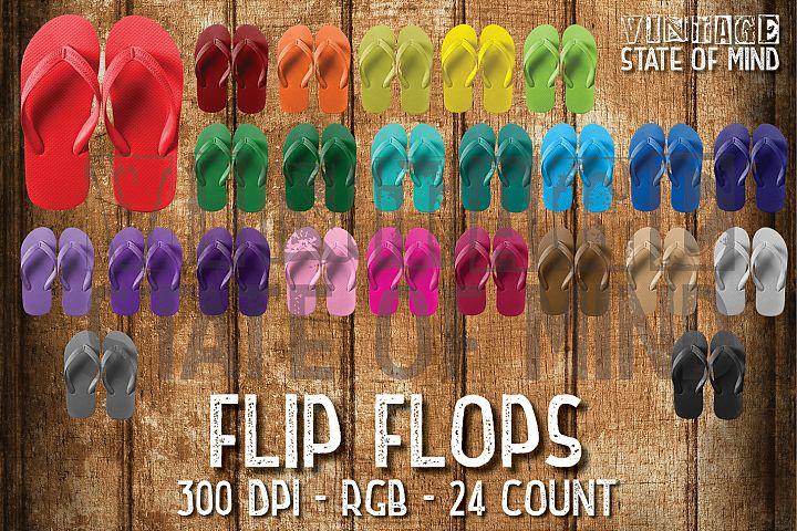 Sandals Sublimation Graphics