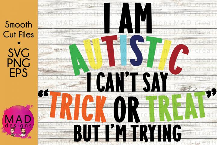Autism - Trick of Treating