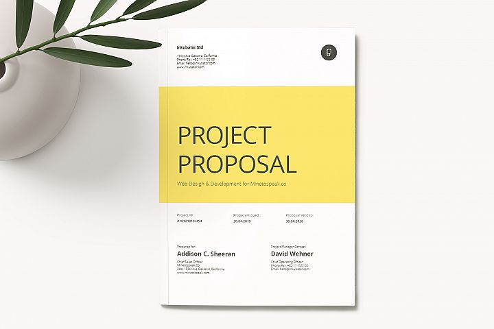 Web Design Project Proposal