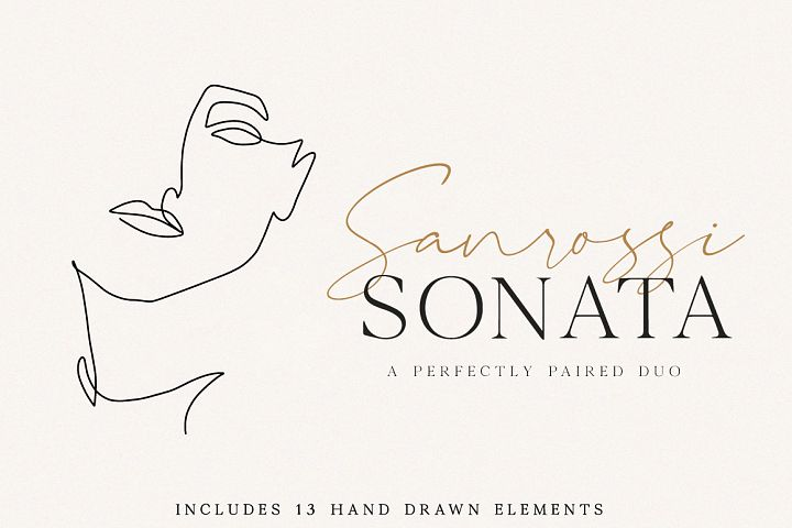 Sanrossi Sonata Duo with Extra