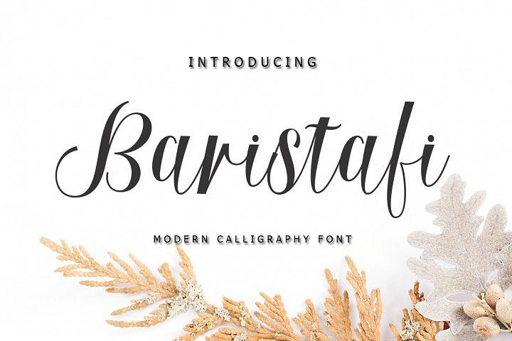 Baristafi Script