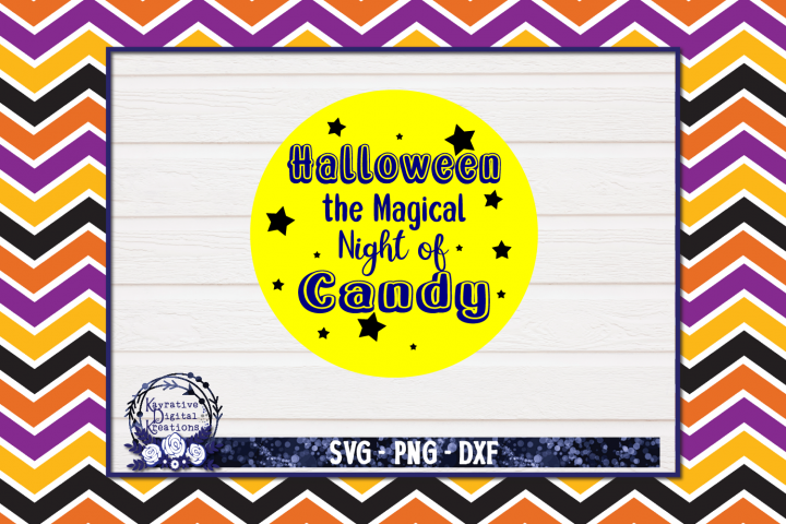 Halloween Magical Night of Candy - Halloween Shirt