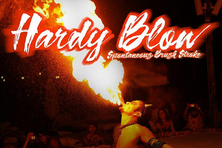 Hardy Blow Script
