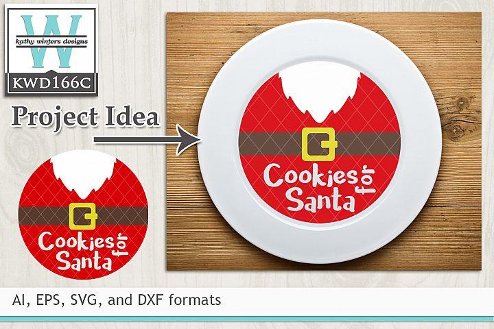 Christmas SVG - Cookies For Santa