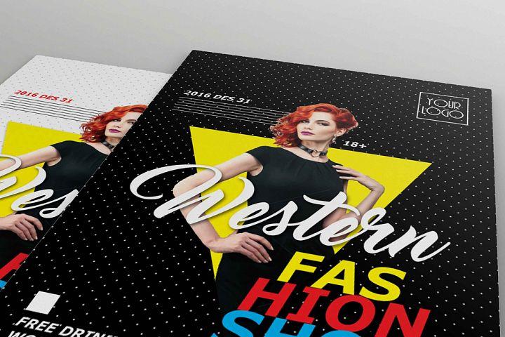 Fashion Show Flyers - v2