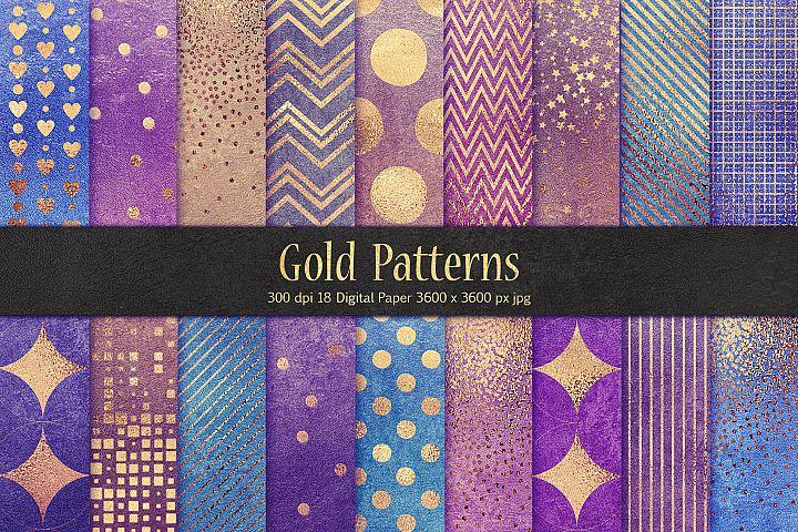 Gold Patterns