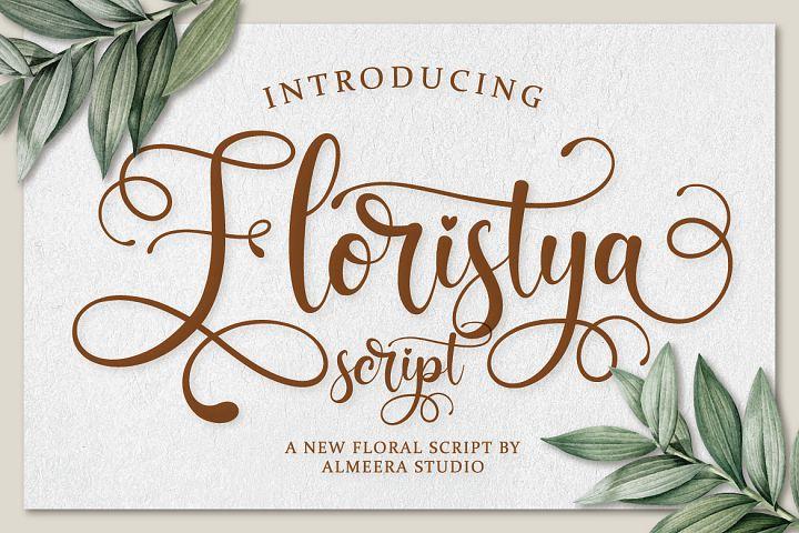 Floristya Script