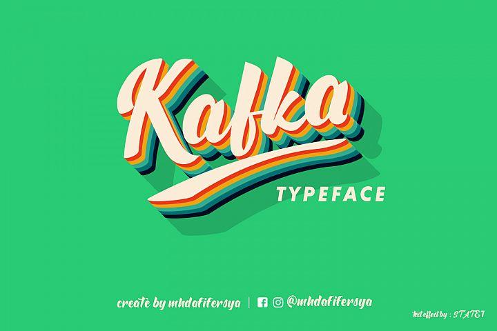 Kafka Typeface Updates