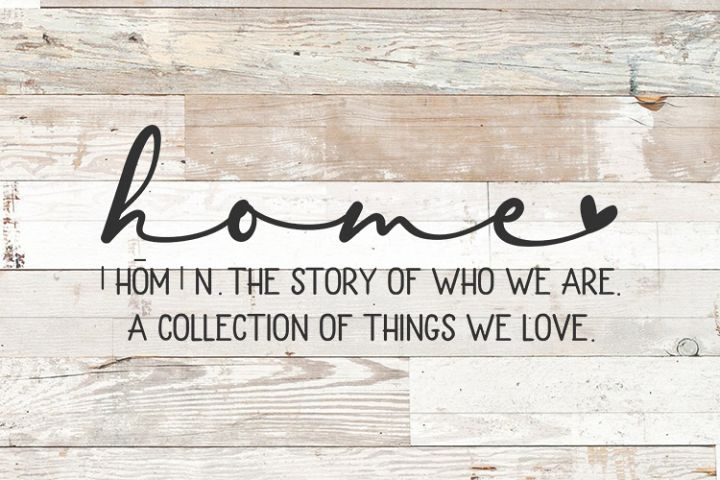 Home The Story of Who We Are Family Farmhouse sign svg