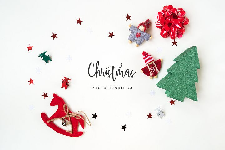 Christmas Photo Bundle #4
