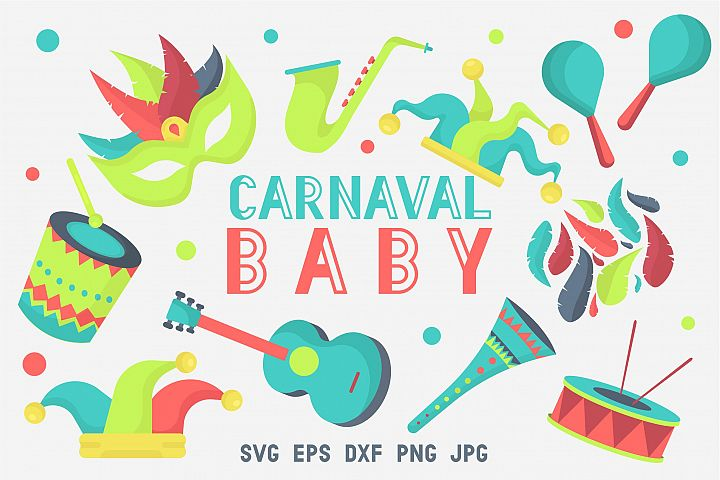 Carnaval baby