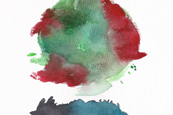 Watercolor Textures - card edition - Free Design of The Week Design 7