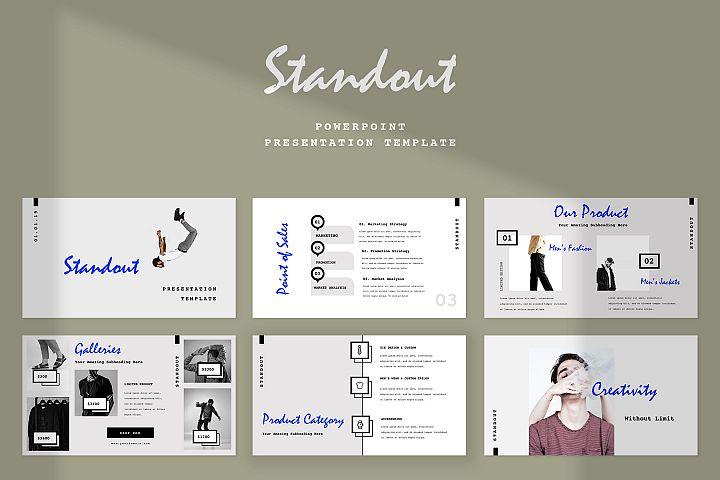 Standout Powerpoint Presentation
